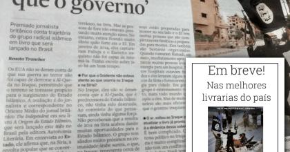 """Entrevista com Patrick Cockburn ao Estadão: """"O ISIS é mais violento e eficiente que o governo"""""""