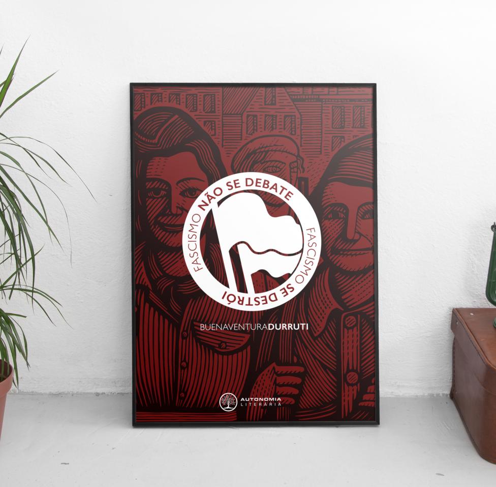 Poster antifascista